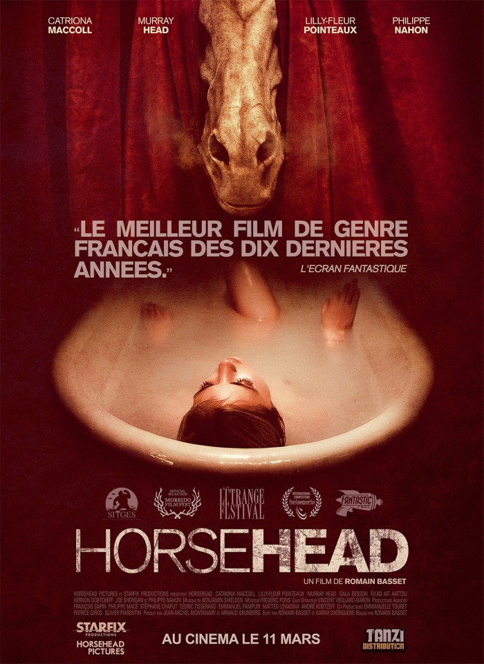 horsehead affiche